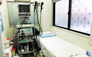 佐々木医院 検査室